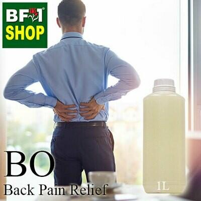 Blended Oil - Back Pain Relief - 1L