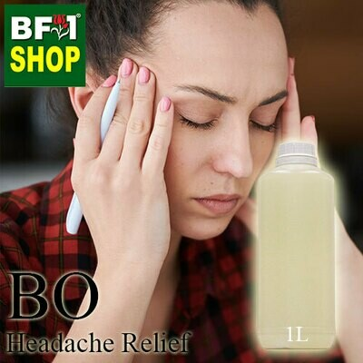 Blended Oil - Headache Relief - 1L