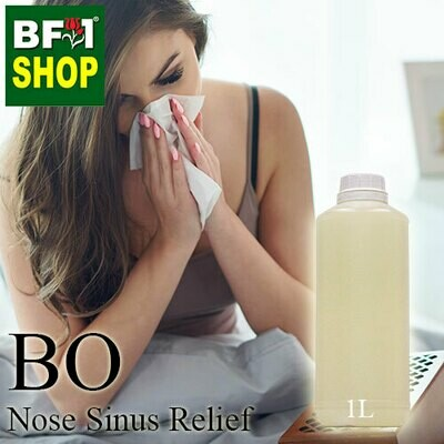 Blended Oil - Nose Sinus Relief - 1L