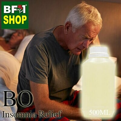 Blended Oil -Insomnia Relief - 500ml