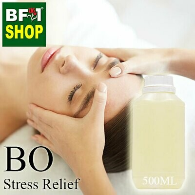 Blended Oil - Stress Relief - 500ml