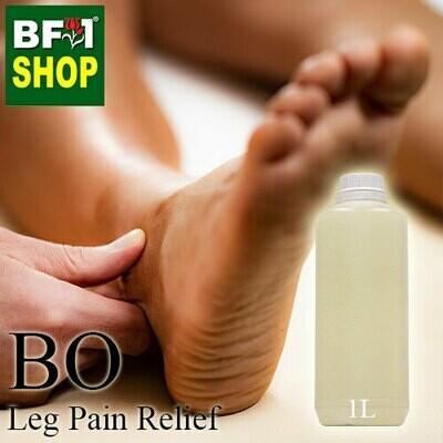Blended Oil - Leg Pain Relief - 1L