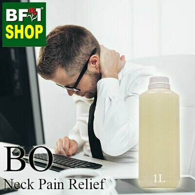 Blended Oil - Neck Pain Relief - 1L