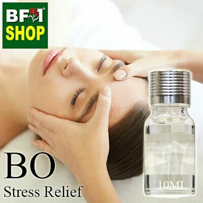 Blended Oil - Stress Relief - 10ml