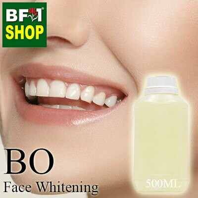 Blended Oil - Face Whitening - 500ml