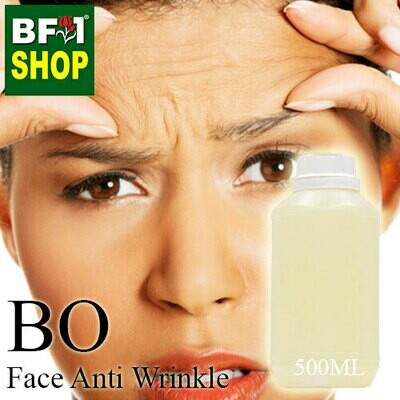 Blended Oil - Face Anti Wrinkle - 500ml