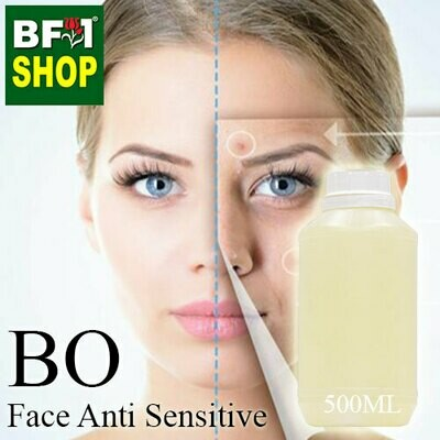 Blended Oil - Face Anti Sensitive - 500ml