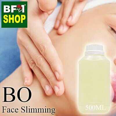 Blended Oil - Face Slimming - 500ml