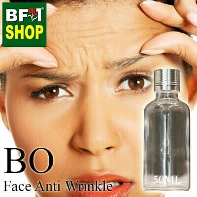 Blended Oil - Face Anti Wrinkle - 50ml