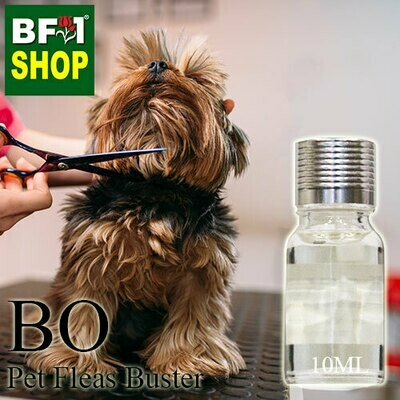 Blended Oil - Pet Fleas Buster - 10ml