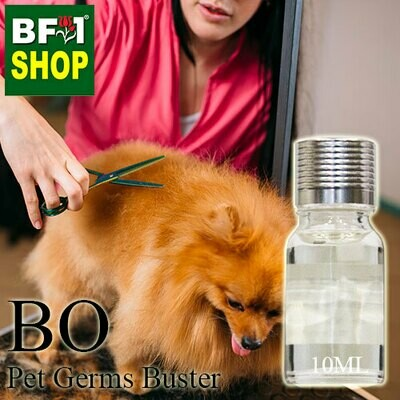 Blended Oil - Pet Germs Buster - 10ml