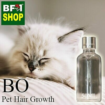 Blended Oil - Pet Hair Growth - 50ml