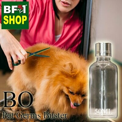 Blended Oil - Pet Germs Buster - 50ml