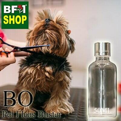 Blended Oil - Pet Fleas Buster - 50ml