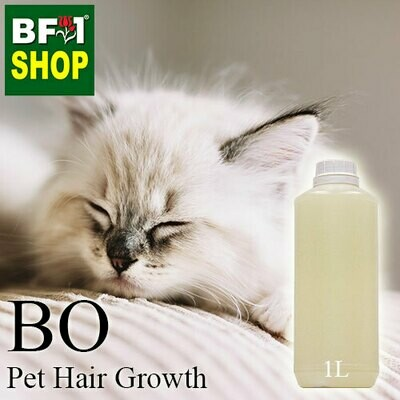 Blended Oil - Pet Hair Growth - 1L