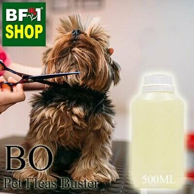 Blended Oil - Pet Fleas Buster - 500ml