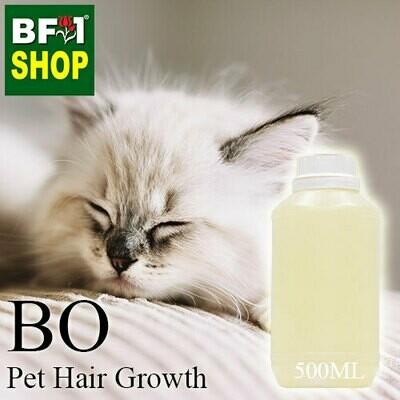 Blended Oil - Pet Hair Growth - 500ml