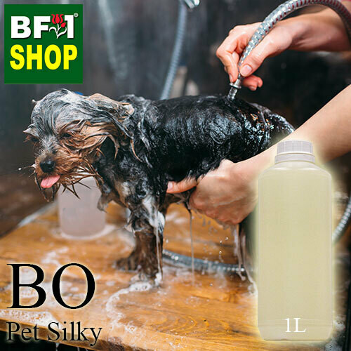 Blended Oil - Pet Silky - 1L