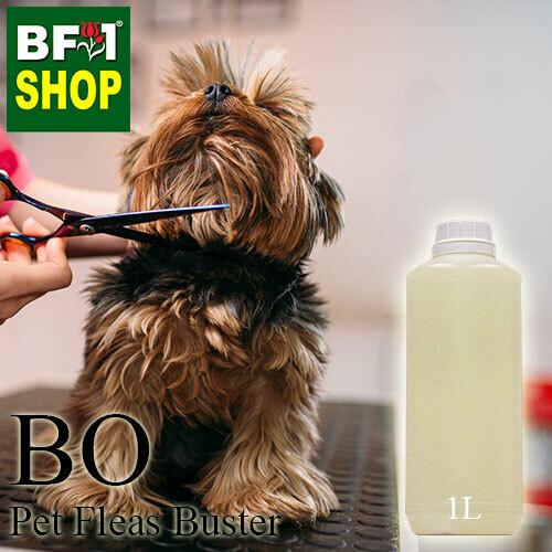 Blended Oil - Pet Fleas Buster - 1L