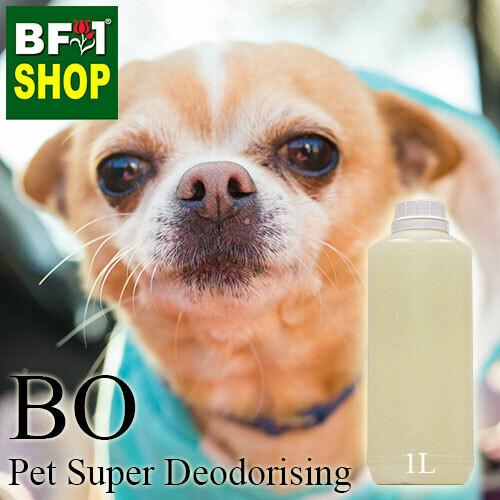 Blended Oil - Pet Super Deodorising - 1L
