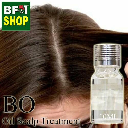 Blended Oil - Oil Scalp Treatment - 10ml