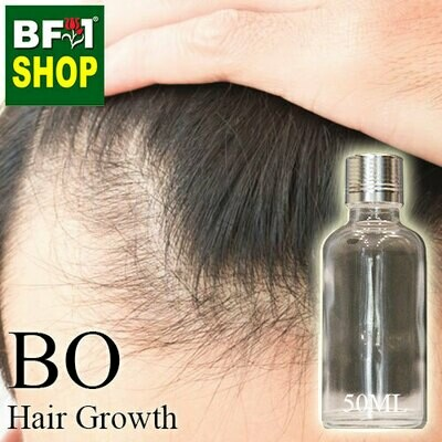 Blended Oil - Hair Growth - 50ml
