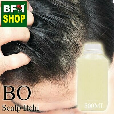 Blended Oil - Scalp Itchi - 500ml