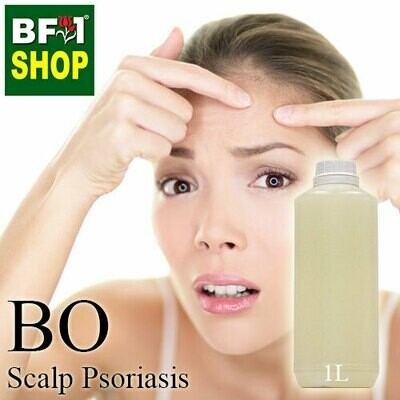 Blended Oil - Scalp Psoriasis - 1L