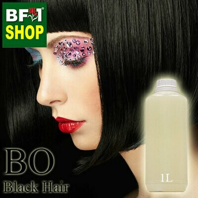 Blended Oil - Black Hair - 1L