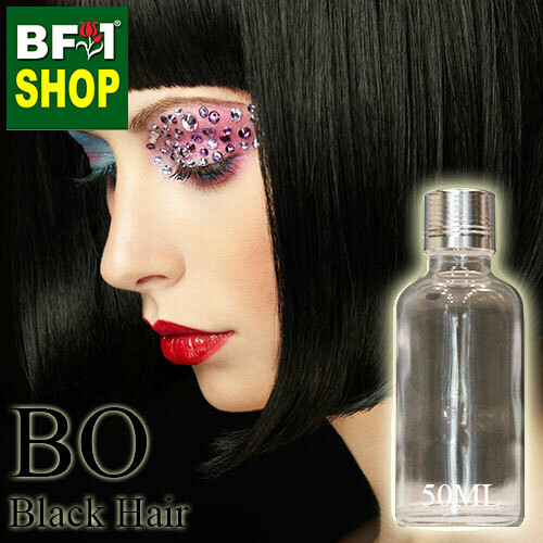 Blended Oil - Black Hair - 50ml