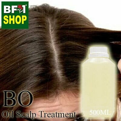 Blended Oil - Oil Scalp Treatment - 500ml