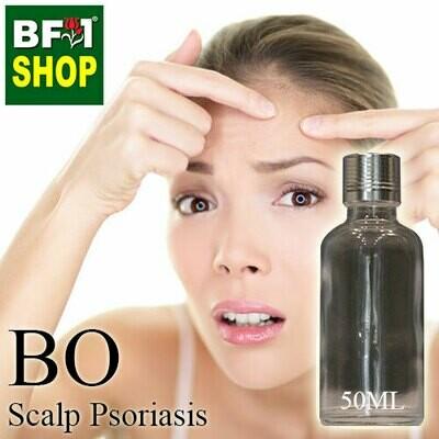 Blended Oil - Scalp Psoriasis - 50ml