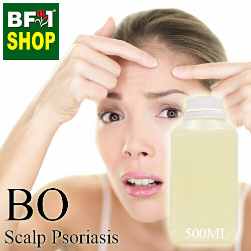 Blended Oil - Scalp Psoriasis - 500ml
