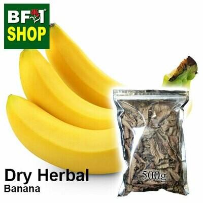 Dry Herbal - Banana - 500g
