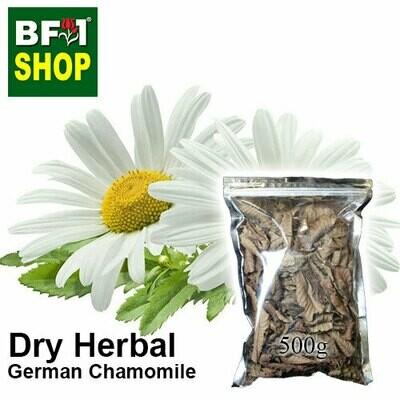 Dry Herbal - Chamomile - German Chamomile- 500g