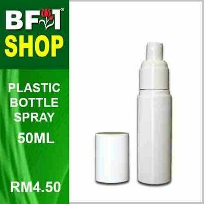 50ml - Plastic Bottle Spray