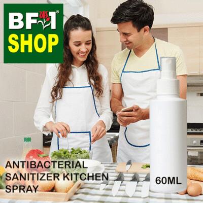 Antibacterial Sanitizer Kicthen Spray - Apple - Red Apple Aromatic Fragrance Oil- 60ml