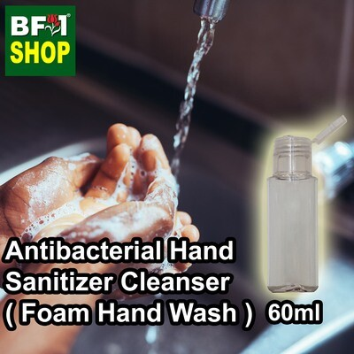 Antibacterial Hand Sanitizer Cleanser ( Foam Hand Wash ) - 55ml