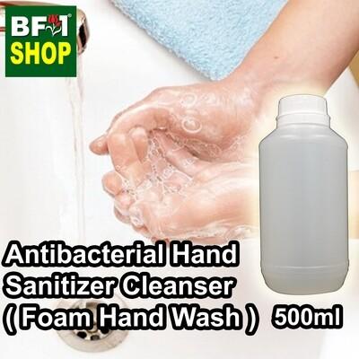 Antibacterial Hand Sanitizer Cleanser ( Foam Hand Wash ) - 500ml