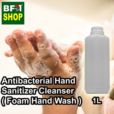 Antibacterial Hand Sanitizer Cleanser ( Foam Hand Wash ) - 1L