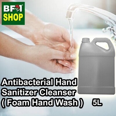 Antibacterial Hand Sanitizer Cleanser ( Foam Hand Wash ) - 5L