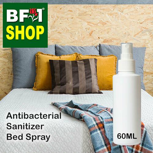 Antibacterial Sanitizer Bed Spray - Pine Leaf Aromatic Fragrance - 60ML
