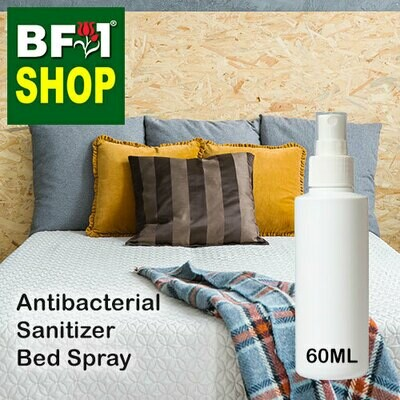 Antibacterial Sanitizer Bed Spray - Pine Leaf Aromatic Fragrance - 60ML