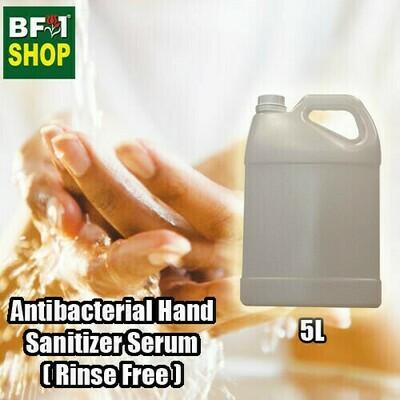 Anti-Bac Sanitizer Serum ( Non-Alcohol Rinse Free ) - 5L
