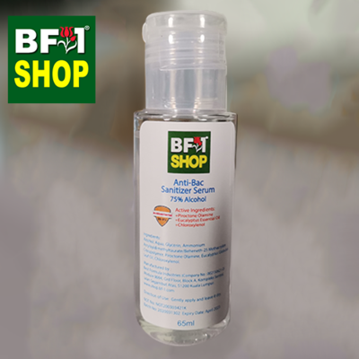 Anti-Bac Sanitizer Serum ( Non-Alcohol Rinse Free ) - 55ml