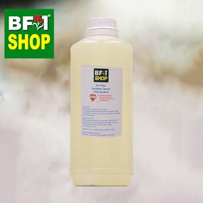 Antibacterial Alcohol Sanitizer Spray ( 75% Alcohol Rinse Free ) - 1L