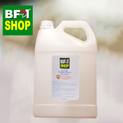 Anti-Bac Sanitizer Spray ( Non-Alcohol Rinse Free ) - 5L