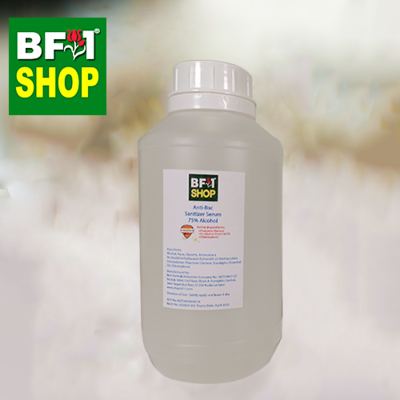 Anti-Bac Sanitizer Spray ( Non-Alcohol Rinse Free ) - 500ml