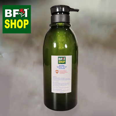 Antibacterial Hand Sanitizer Serum ( 75% Alcohol Rinse Free ) - 1L