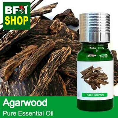 Pure Essential Oil (EO) - Agarwood Essential Oil - 10ml